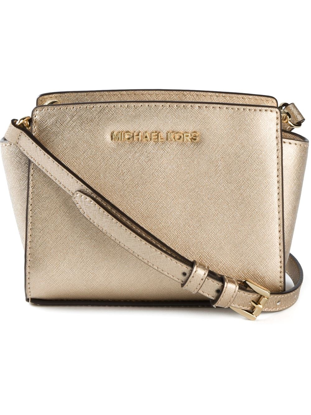 ddc272beed70 Gallery. Previously sold at  Farfetch · Women s Michael By Michael Kors  Selma