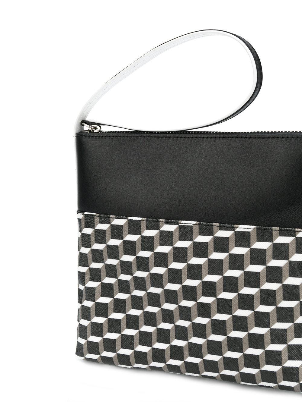 Pre-owned - Black Suede Clutch bag Pierre Hardy Lub79