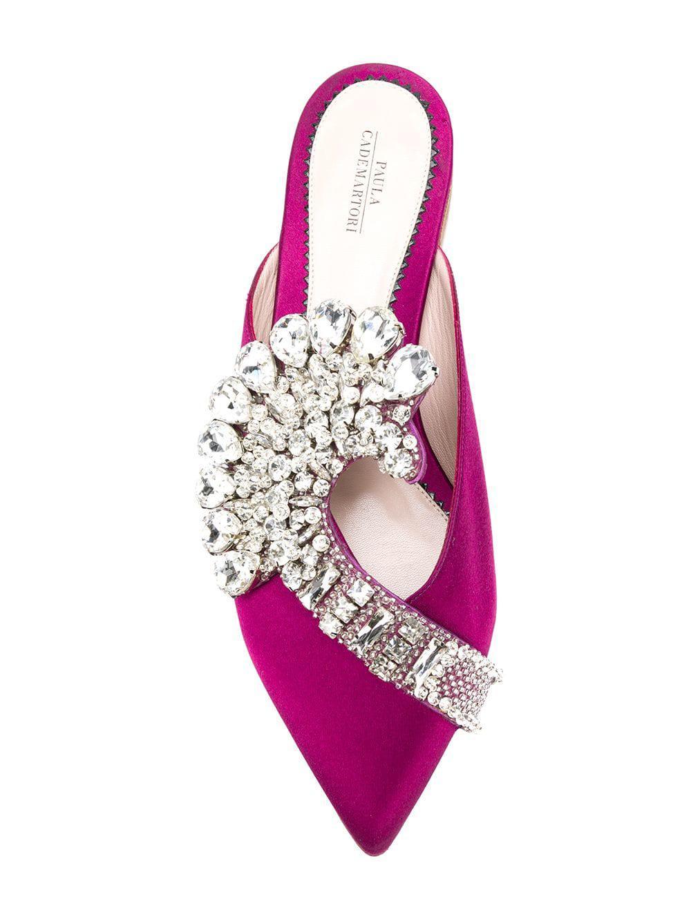 Opulence Lyst Paula Cademartori Flower Pink In qYStYAw