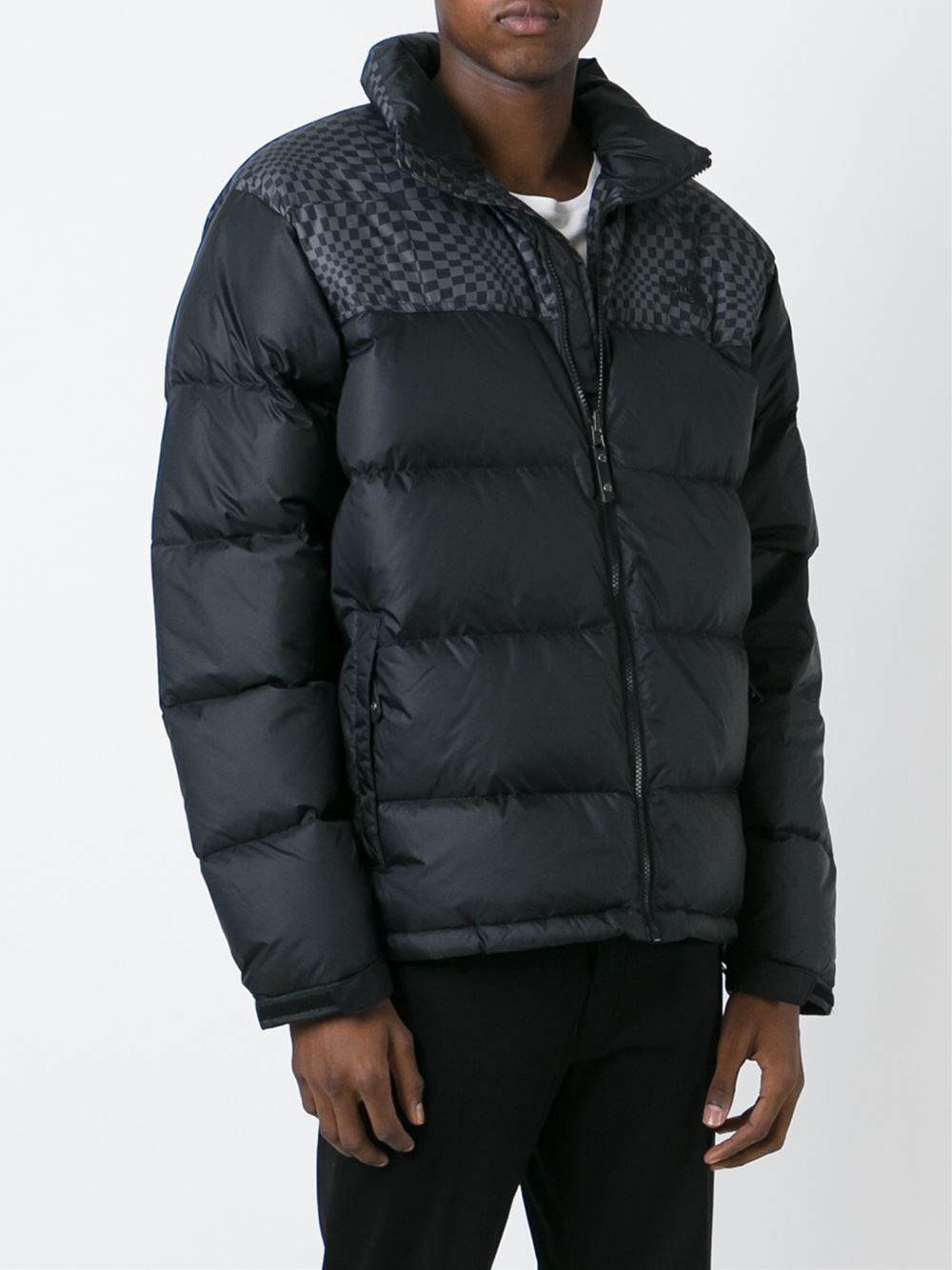 Lyst Vans The North Face X Padded Jacket In Black For Men