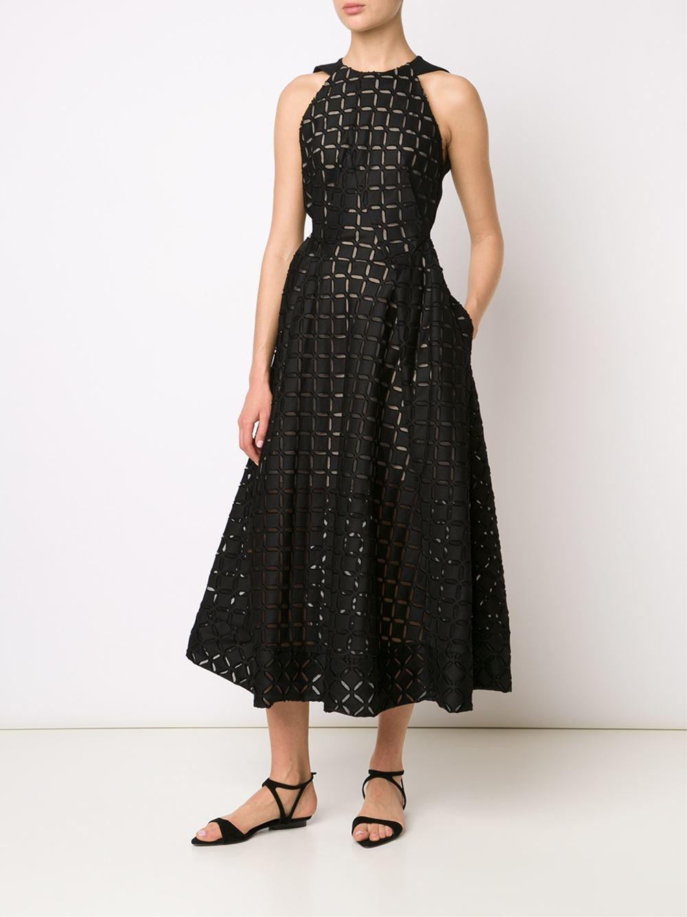 Roland mouret 'baldry' Dress in Black
