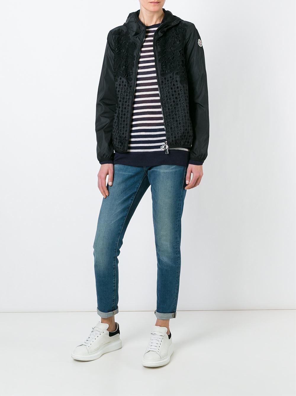 moncler vive jacket black