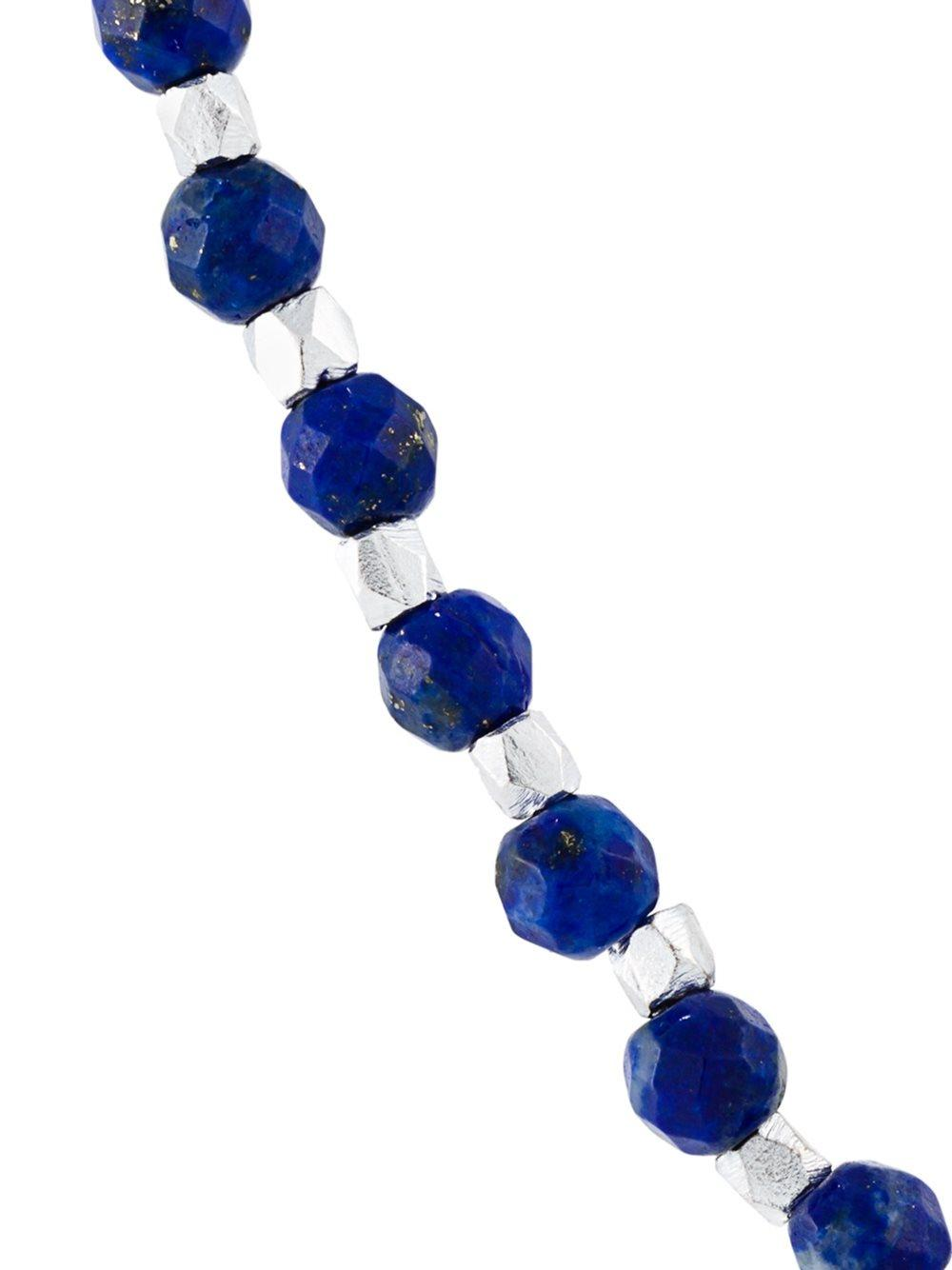 astley clarke evil eye kula bracelet in blue lyst