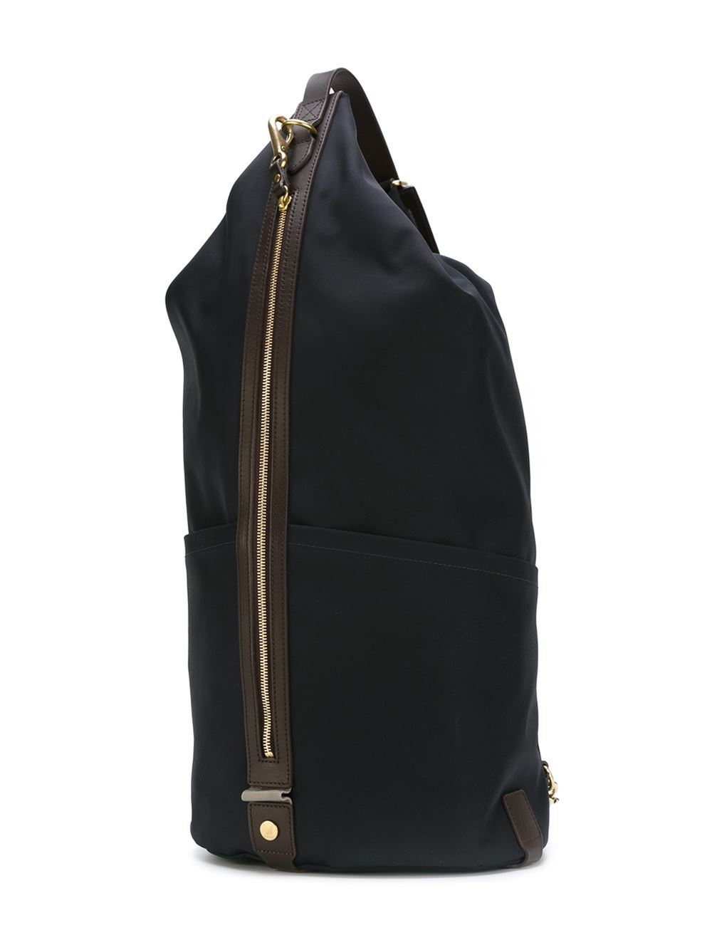 Lyst Mismo M S Carpet Backpack Men Leather Nylon