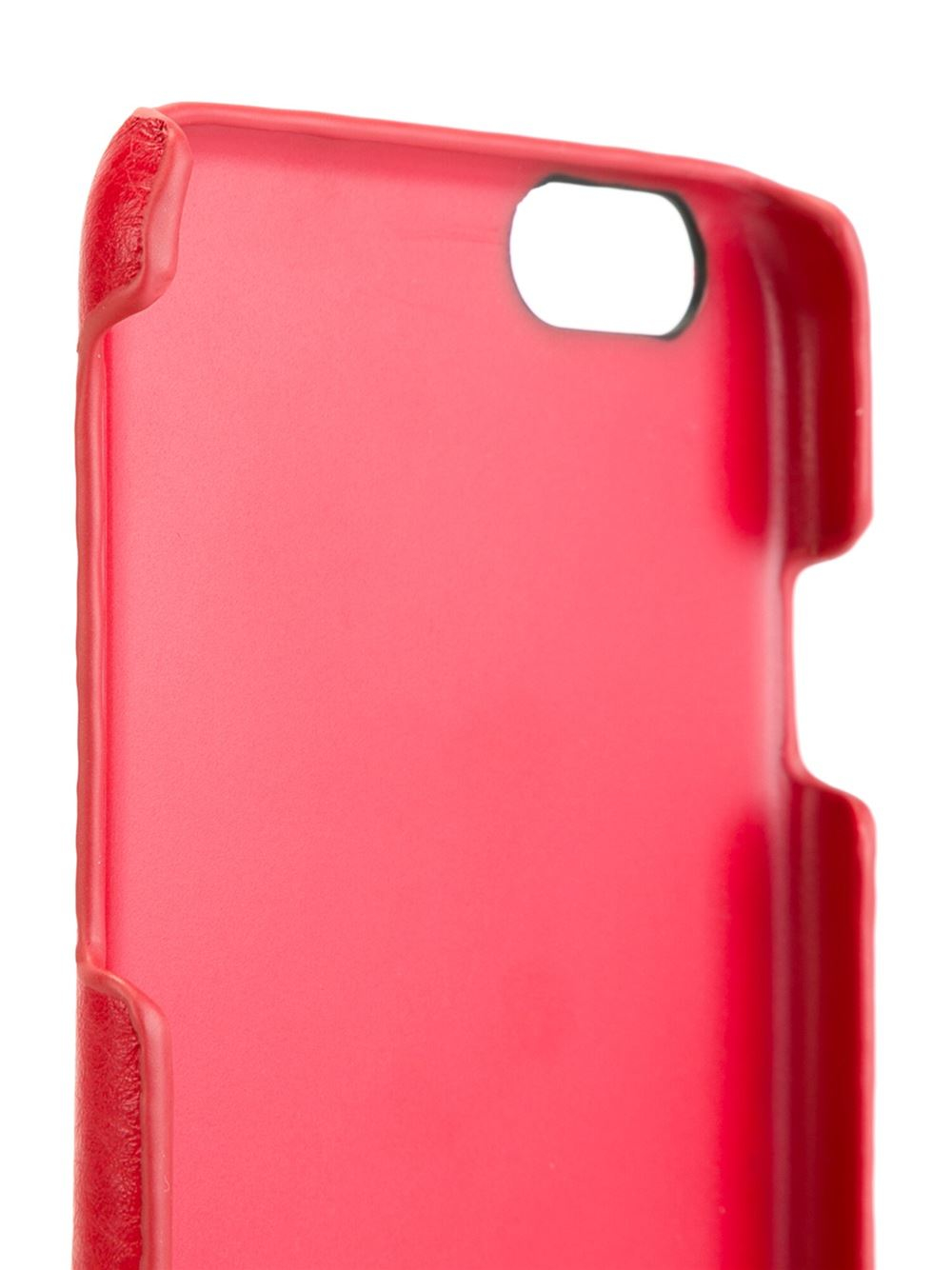 Marc Jacobs P Y T Iphone 6s Case In Red Lyst