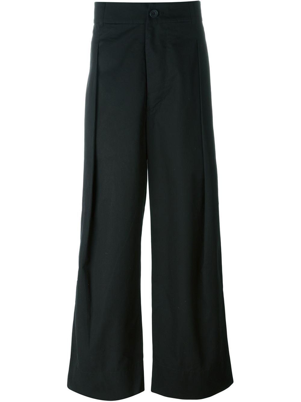Looking for wide leg pants this popular dress slack is your answer. Budget-Priced Polyester Dress Pants with classic good looks. Zip front fly. Machine washable polyester slacks by Silvert. Complimentary hemming! (You can enter the inseam length during final checkout).