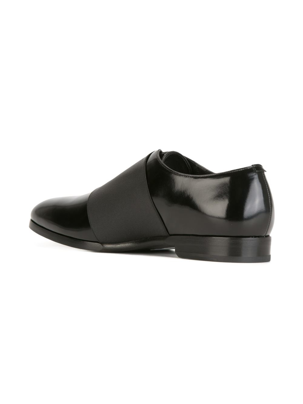 jimmy choo shoes in black for lyst