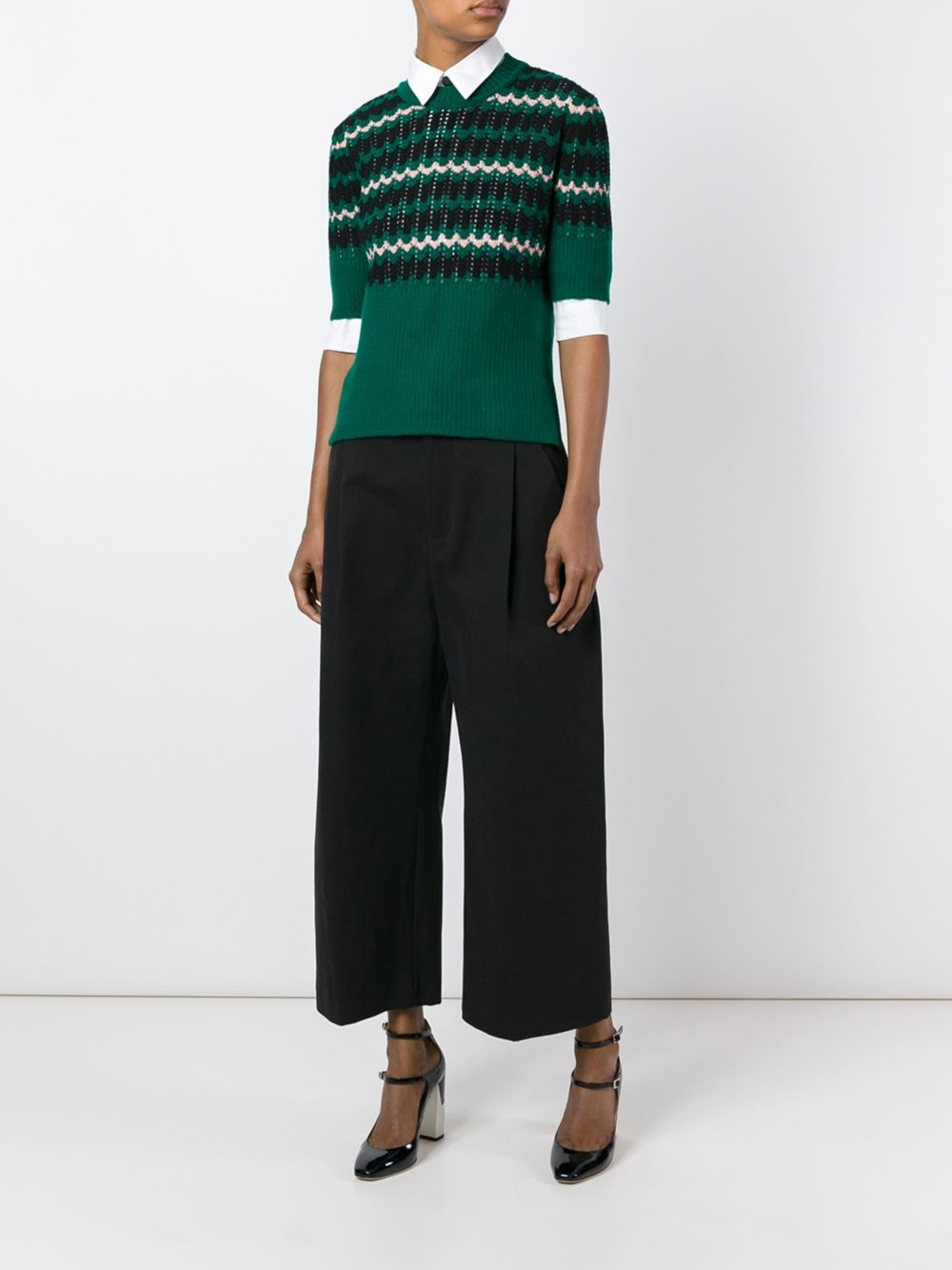 Find cropped palazzo pants at ShopStyle. Shop the latest collection of cropped palazzo pants from the most popular stores - all in one place.