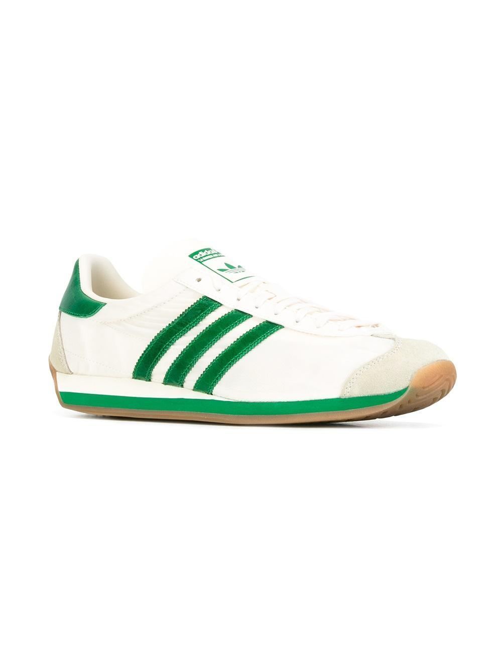 7b035134c Lyst - adidas Originals  country Og  Sneakers in White for Men
