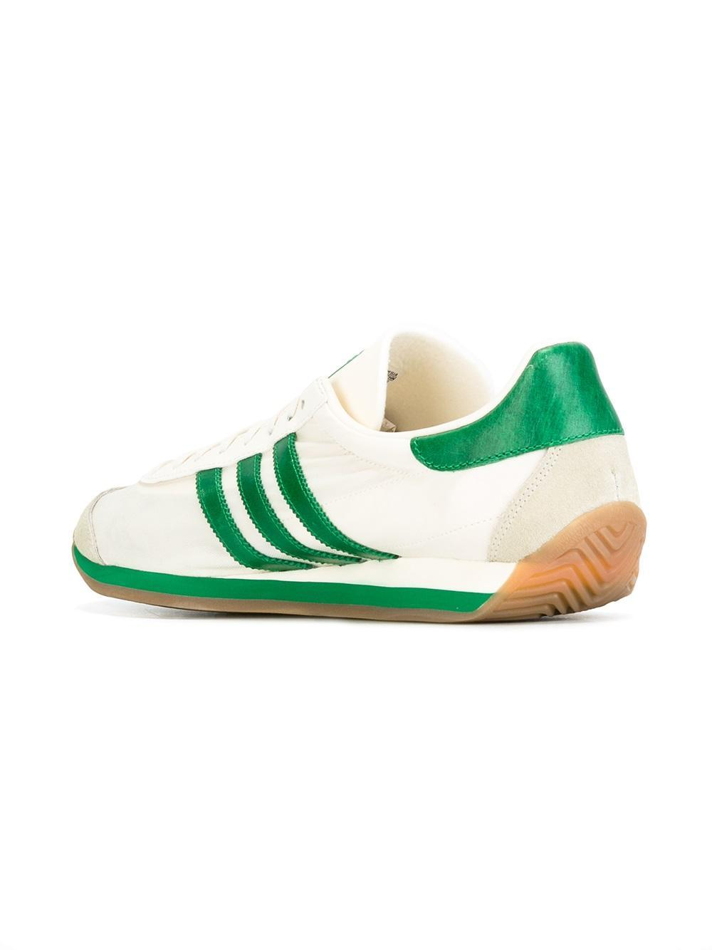 size 40 810f3 88f8e Lyst - adidas Originals country Og Sneakers in White for Men