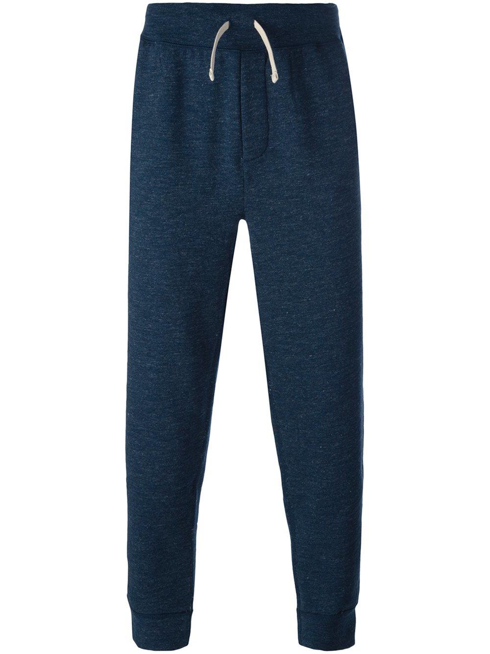 Polo Ralph Lauren Drawstring Track Pants in Blue for Men - Lyst ca0a7edb5f1
