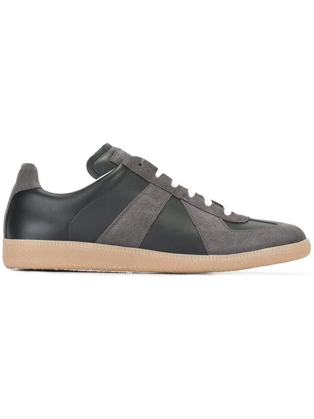 Maison Margiela Replica Sneakers In Brown For Men Lyst