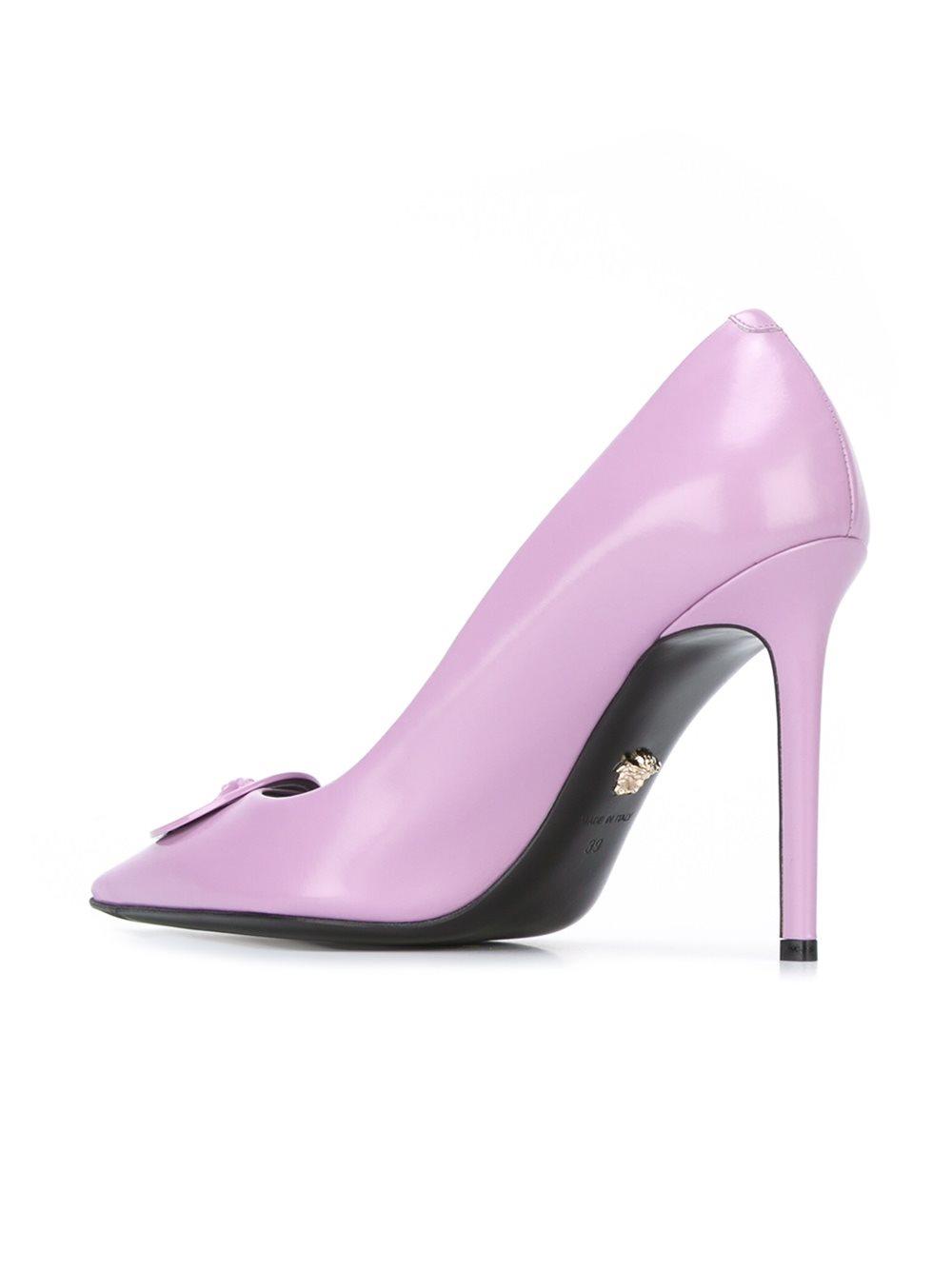 Medusa pumps - Pink & Purple Versace Fc4LZ7j7
