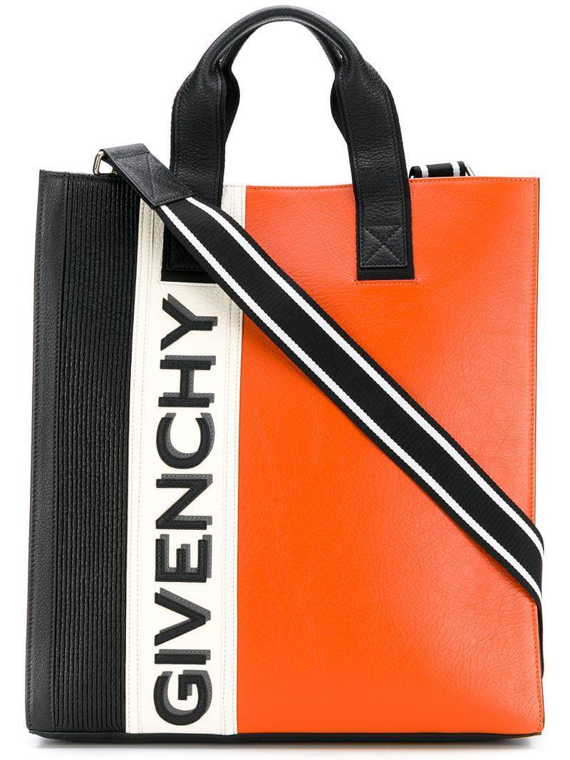 7c60cb210a Sac cabas MC3 Givenchy pour homme en coloris Noir - Lyst