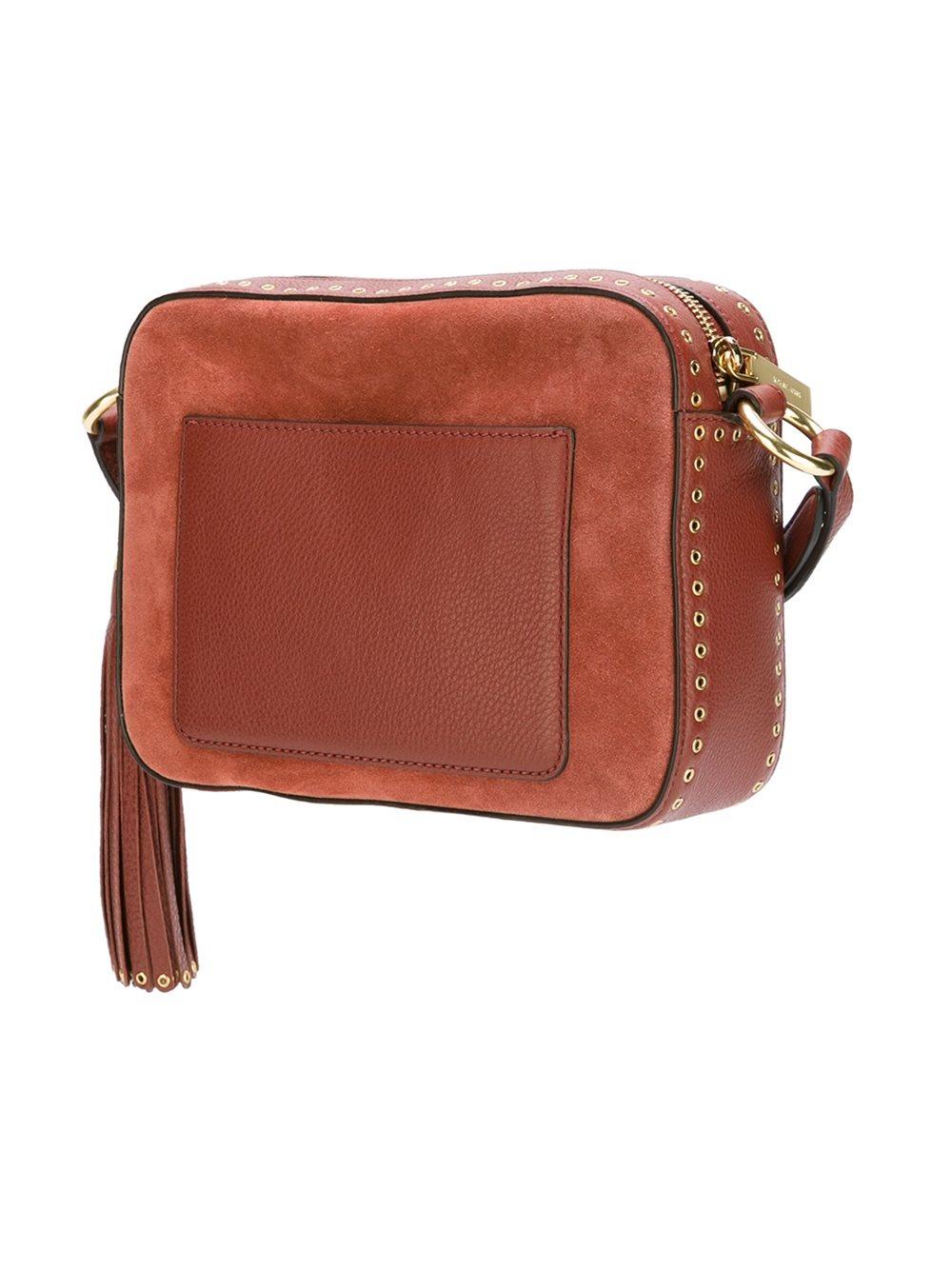 Lyst Michael Michael Kors Brooklyn Crossbody Bag