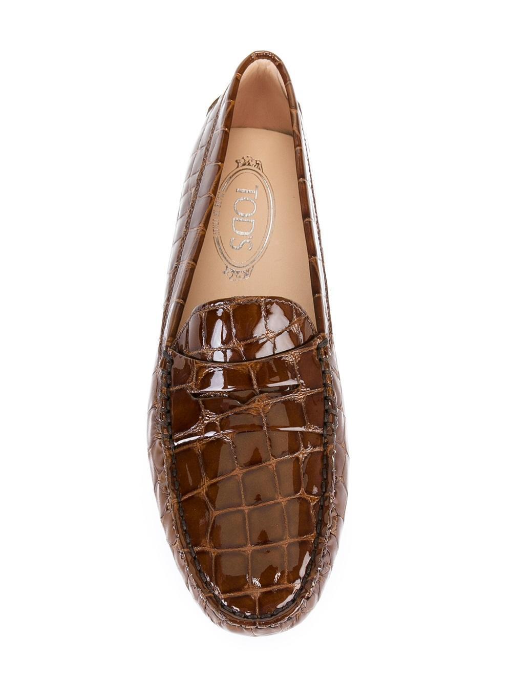 Tod S Crocodile Shoes
