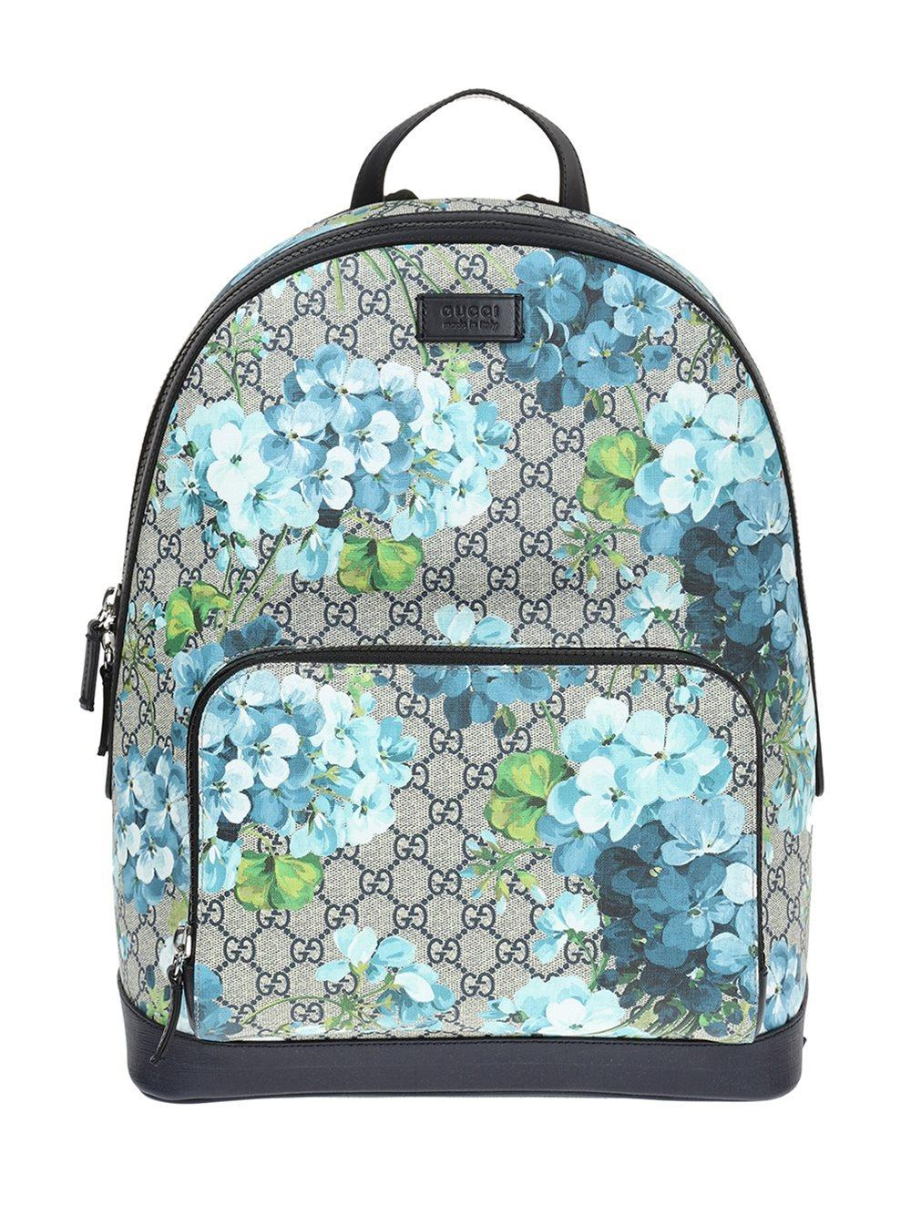 93490d3ef Gucci Gg Blooms Backpack - Lyst