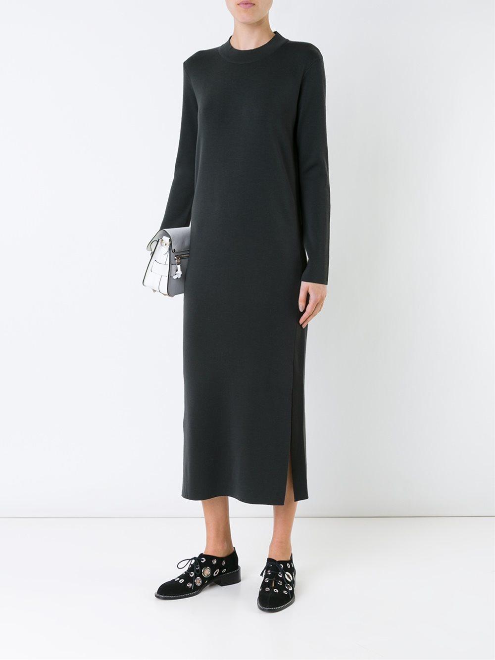 Loft Bell Sleeve Dress