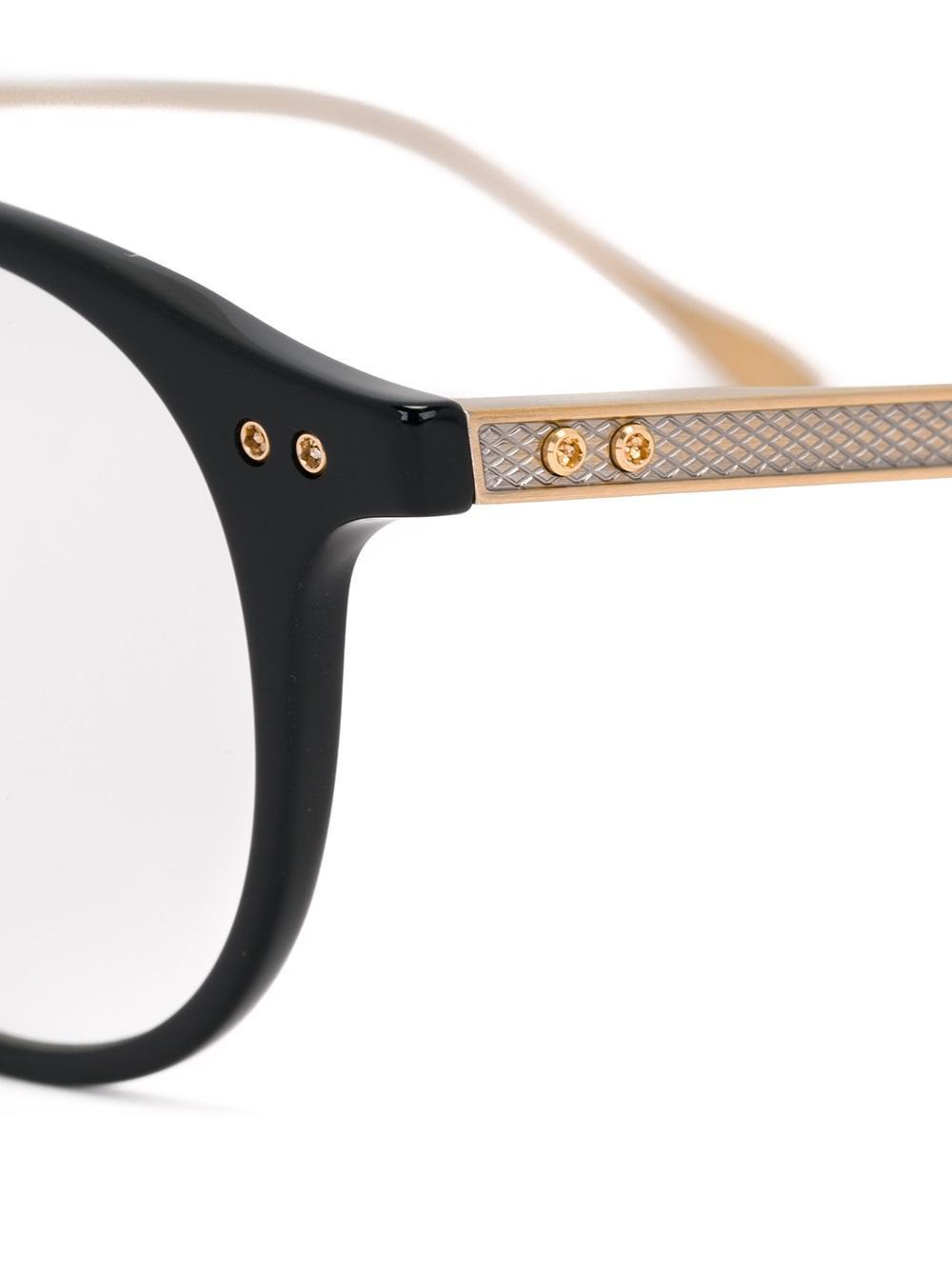 Lyst - Dita Eyewear 'ash' Optical Glasses in Blue
