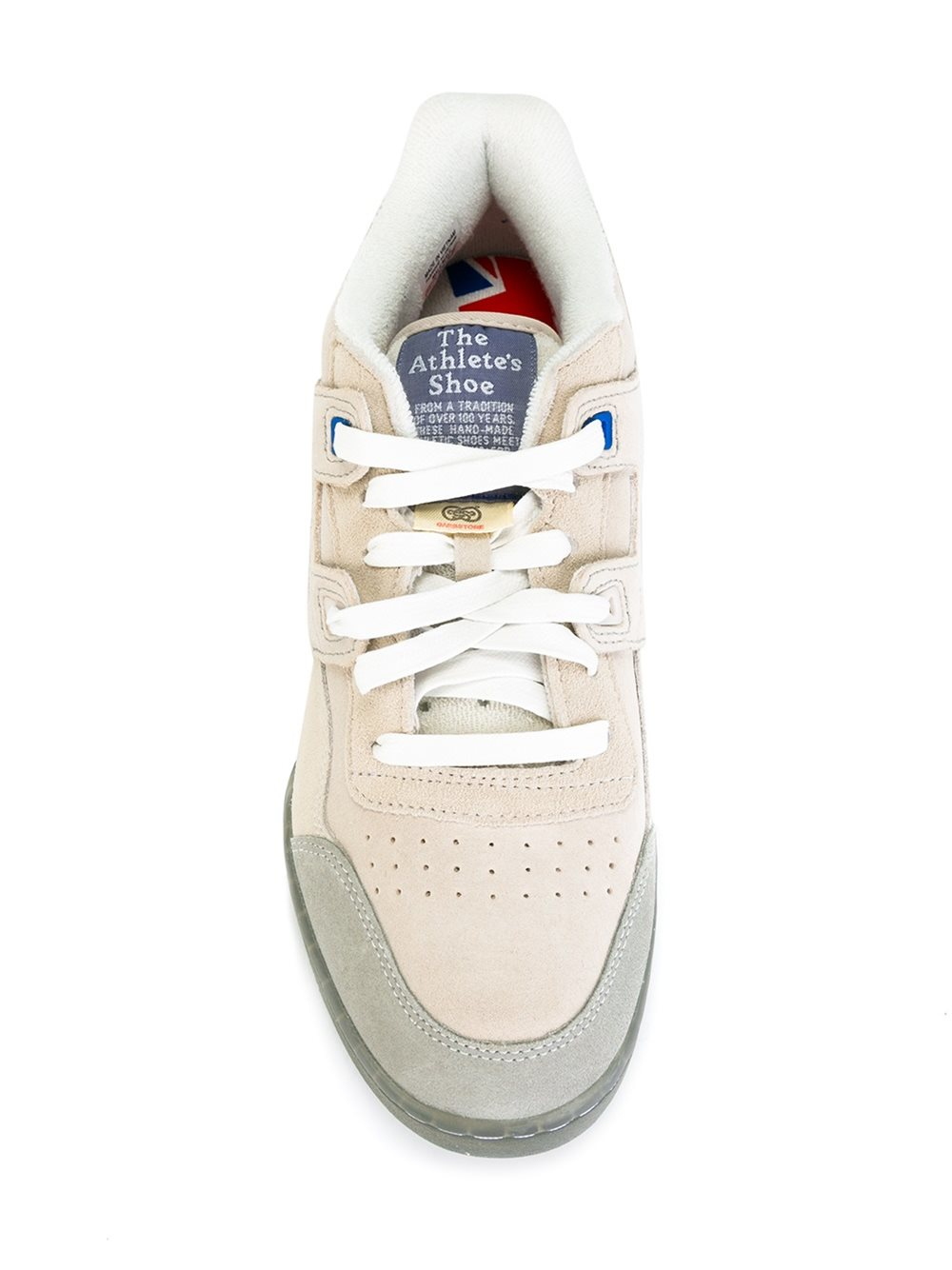Lyst Reebok Chunky Sole Sneakers In White For Men