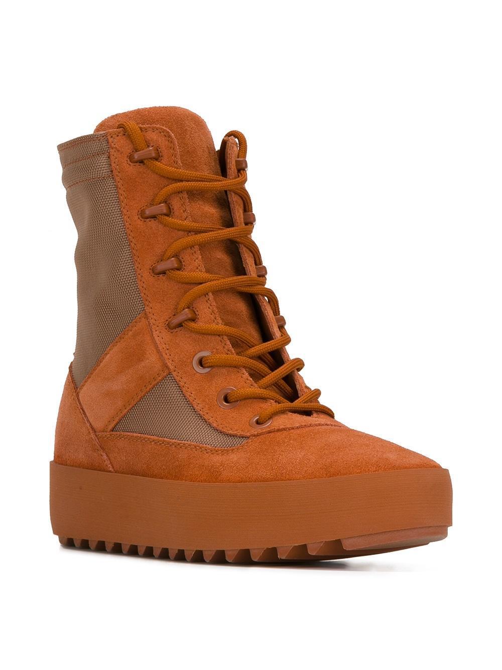Excellent Yeezy Season 2 Crepe Boots Release Date