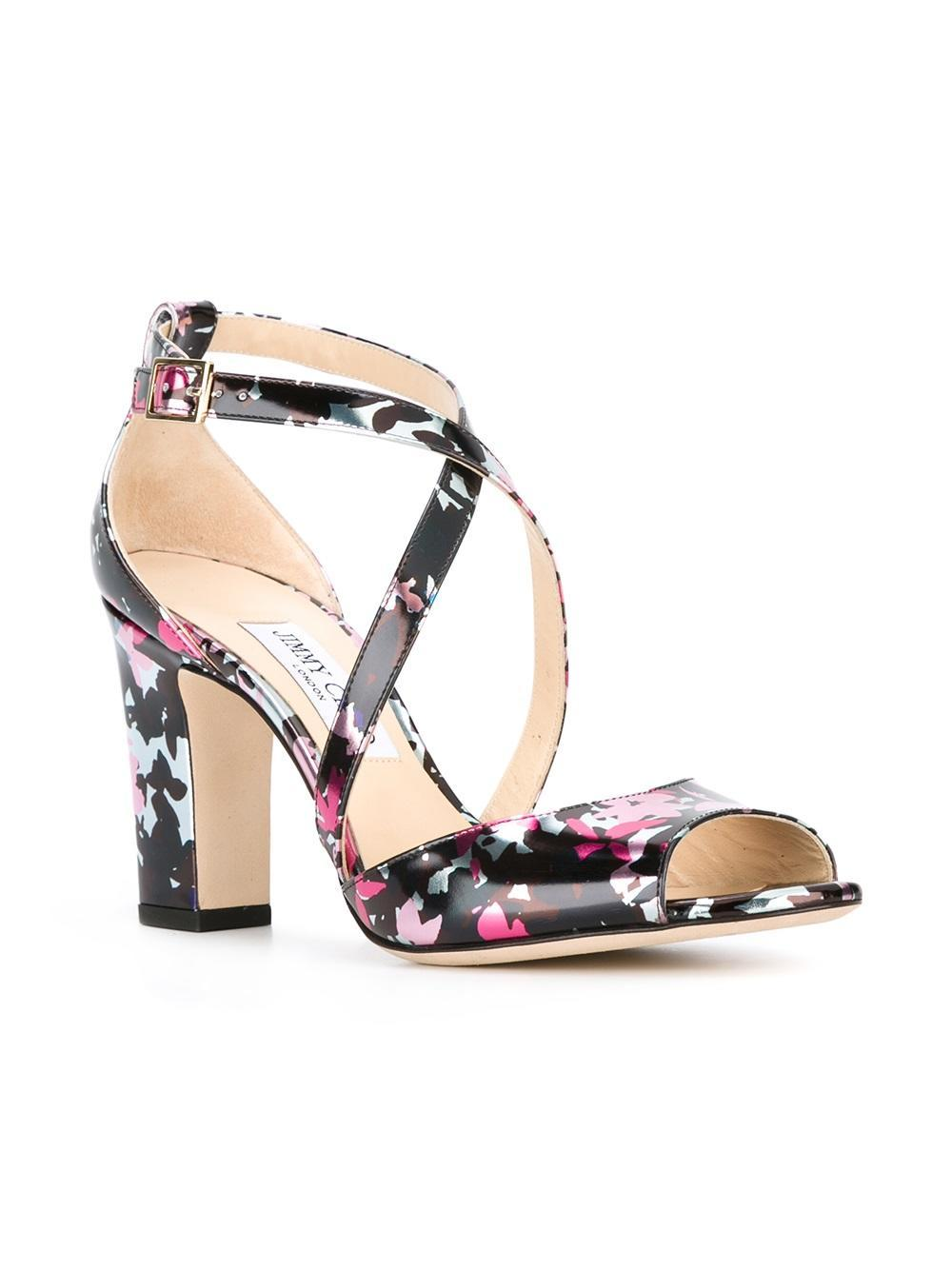Lyst Jimmy Choo Carrie 85 Sandals