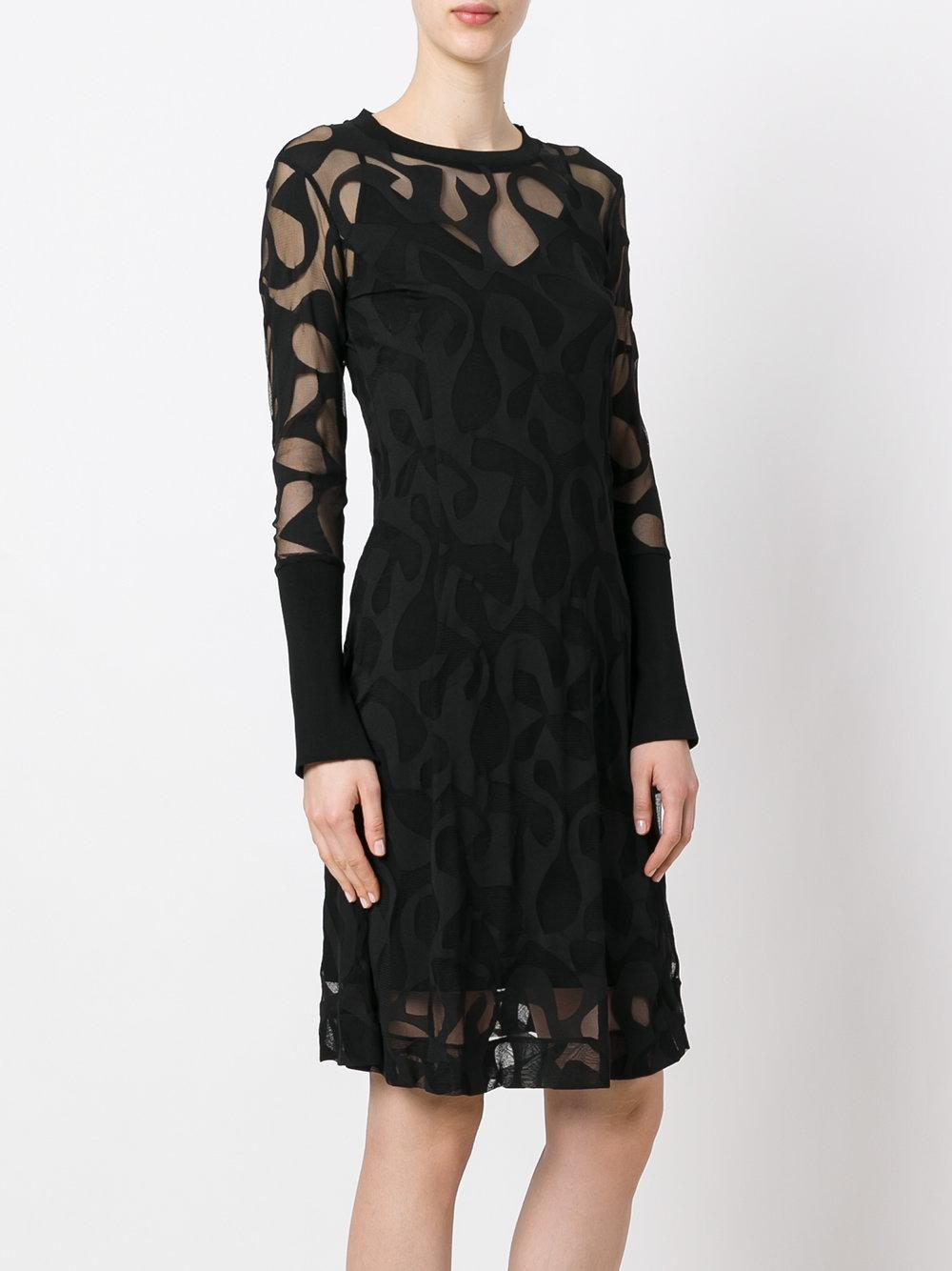 Malene Birger Axelremsväska : Lyst by malene birger punaa dress in black