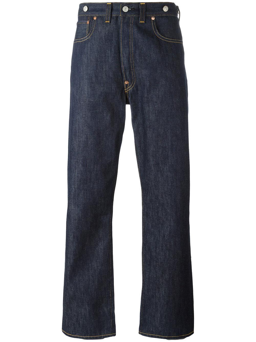 levi 39 s 1933 jeans in blue for men lyst. Black Bedroom Furniture Sets. Home Design Ideas