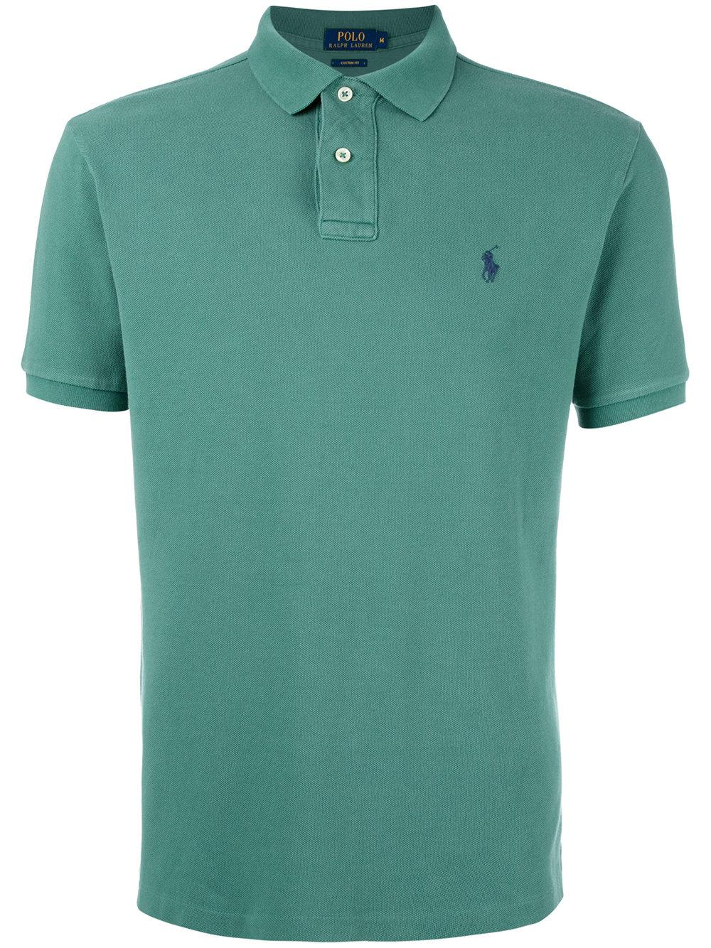 Polo ralph lauren chest embroidery polo shirt men for Polo shirts with embroidery