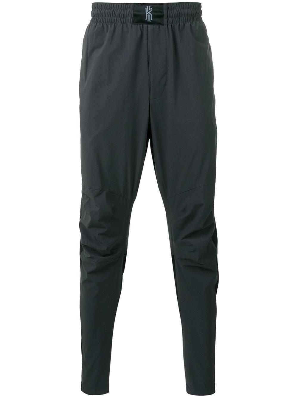 Lyst Nike Flex Kyrie Track Pants In Gray For Men