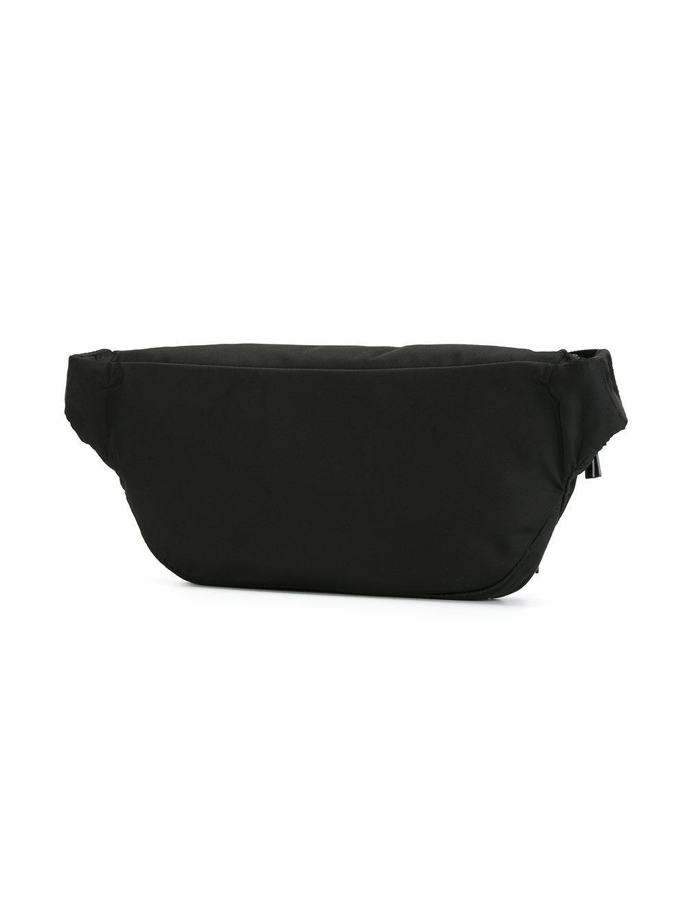 Michael Kors Zipped Pocket Bum Bag In Black For Men Lyst