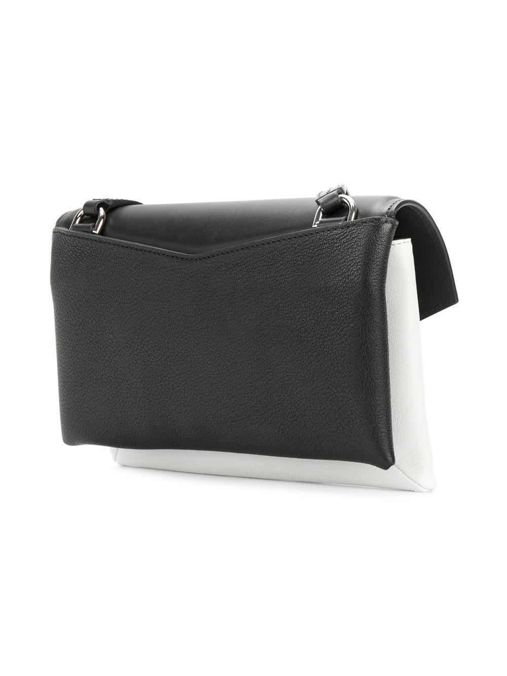 Givenchy Duetto Crossbody Bag in Black - Lyst b67f3d04f217f