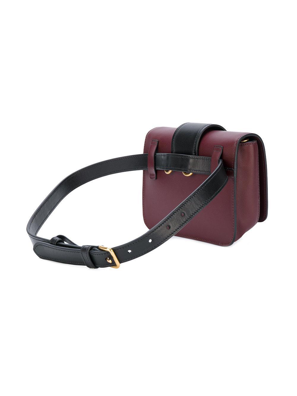 4a1fbd9877c8 ebay prada cahier small velvet convertible belt bag neiman marcus 8da67  1c49e; netherlands lyst prada cahier convertible belt bag c6261 c52ea