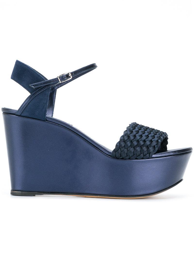 Casadei Chinoise platform sandals w86x72YC
