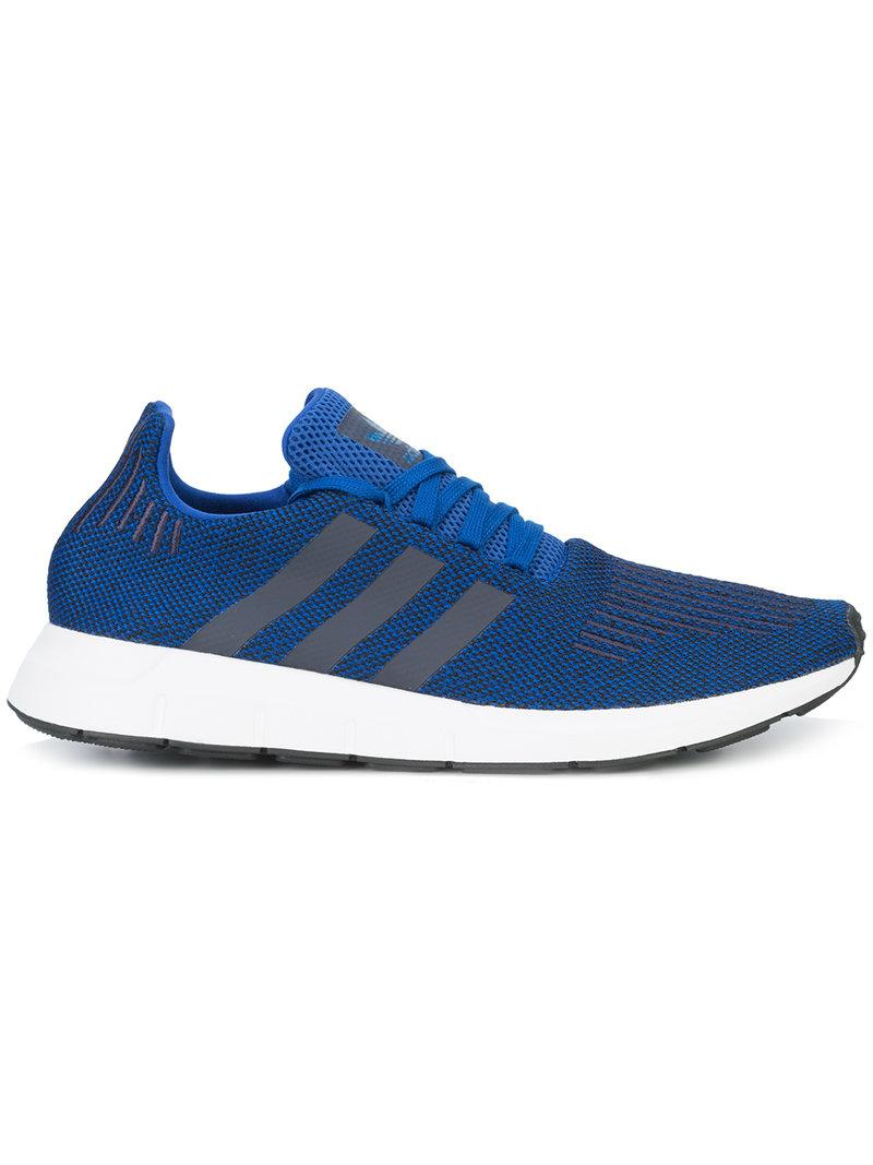 Adidas Originals Swift Run Sneakers in Blue for Men  5369f75e0
