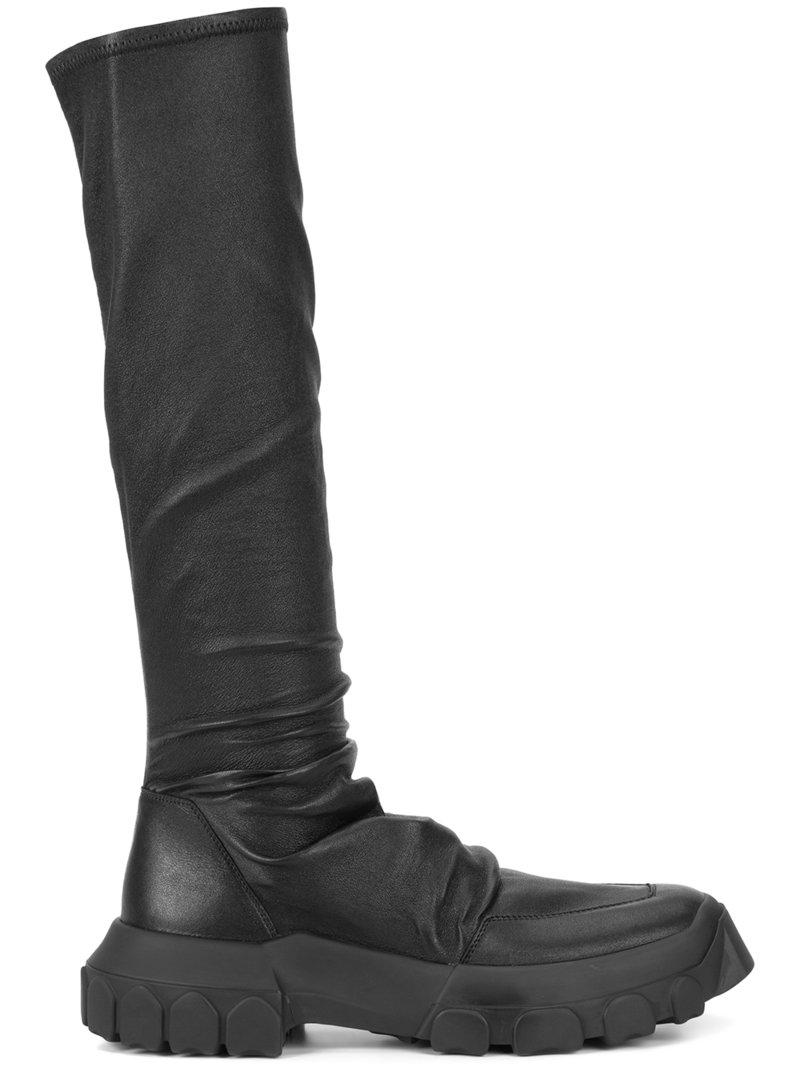 Rick Owens Hiking Sock boots factory outlet cheap online buy cheap tumblr 89REVCHh