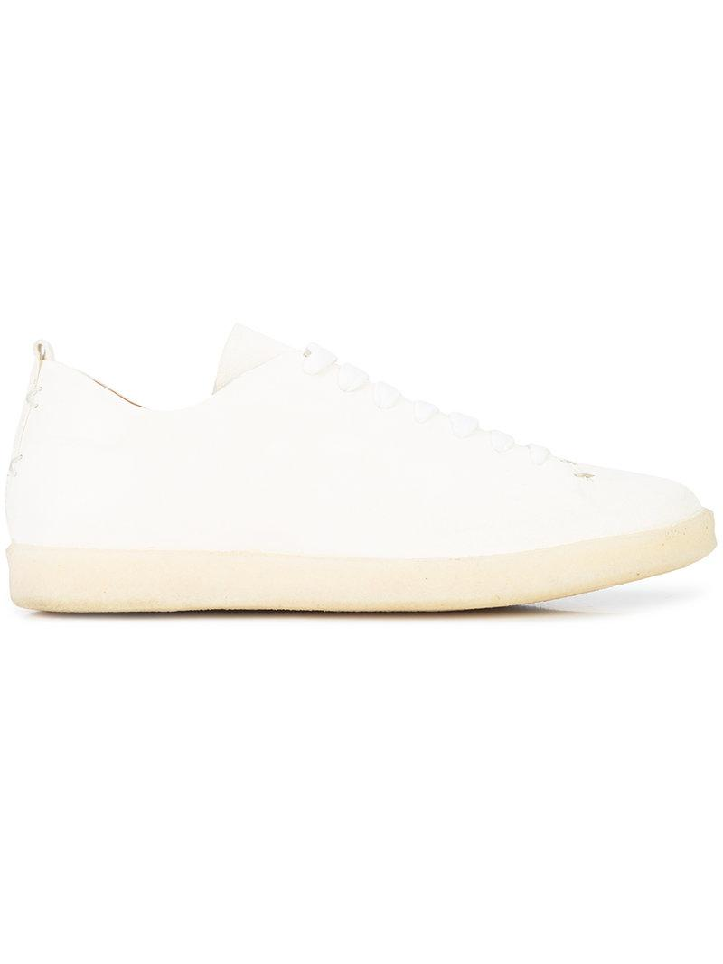 classic low-top sneakers - White Silvano Sassetti vzJGBo
