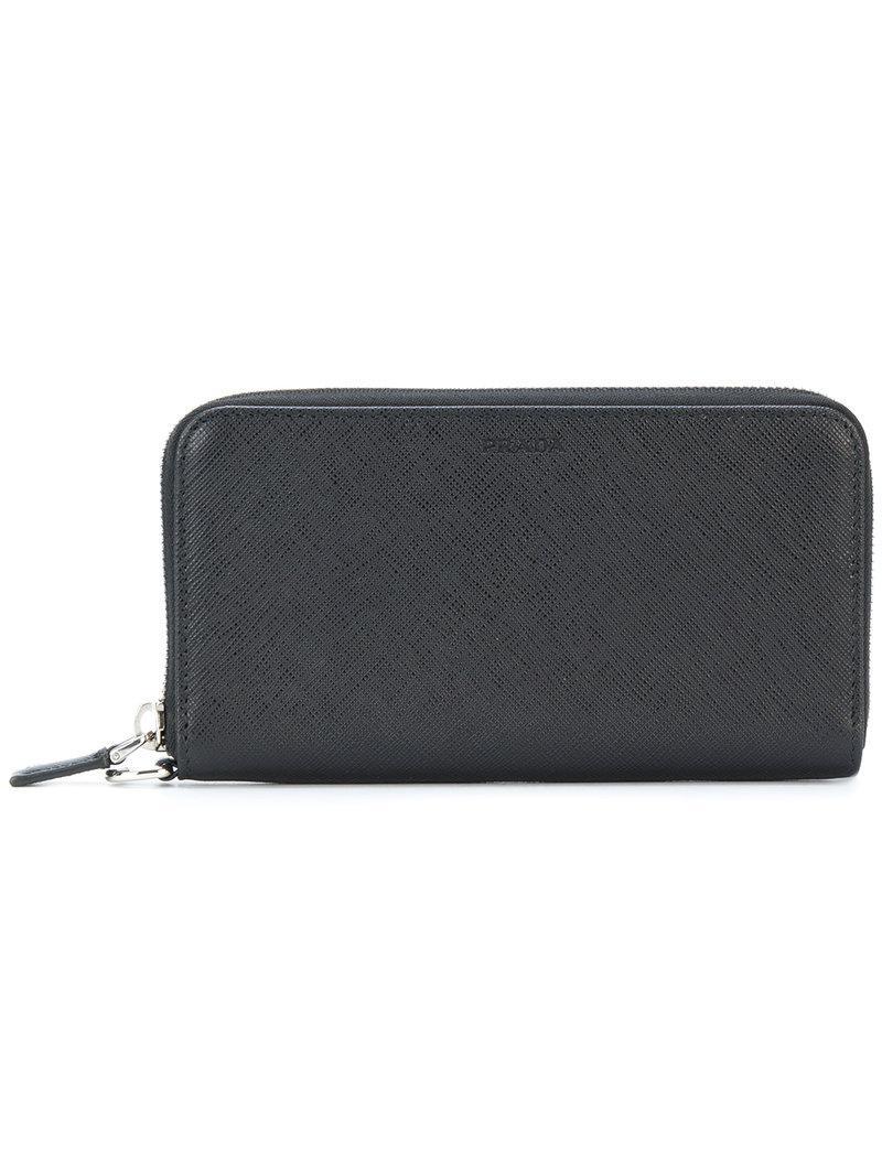 Prada Classic zip-around wallet WBfePH
