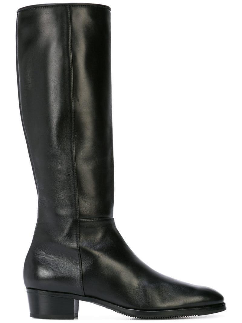 Lyst Gravati In Boots Style Riding Black rrHTq4