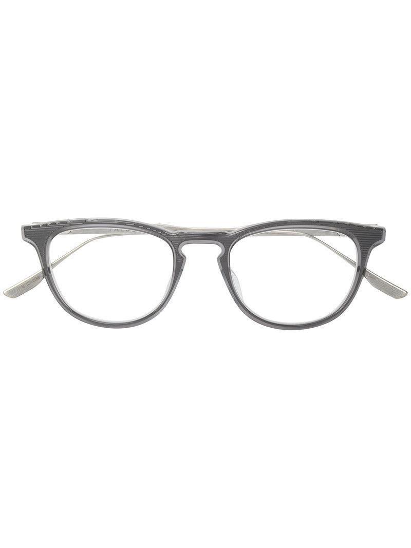 3a92364a7fe9 Lyst - Dita Eyewear Falson Glasses in Gray