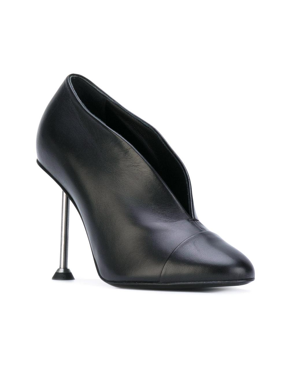 New Lower Prices Discount Top Quality Victoria Beckham Suede Pointy Pumps in Fashionable Cheap Online jSVdDRc