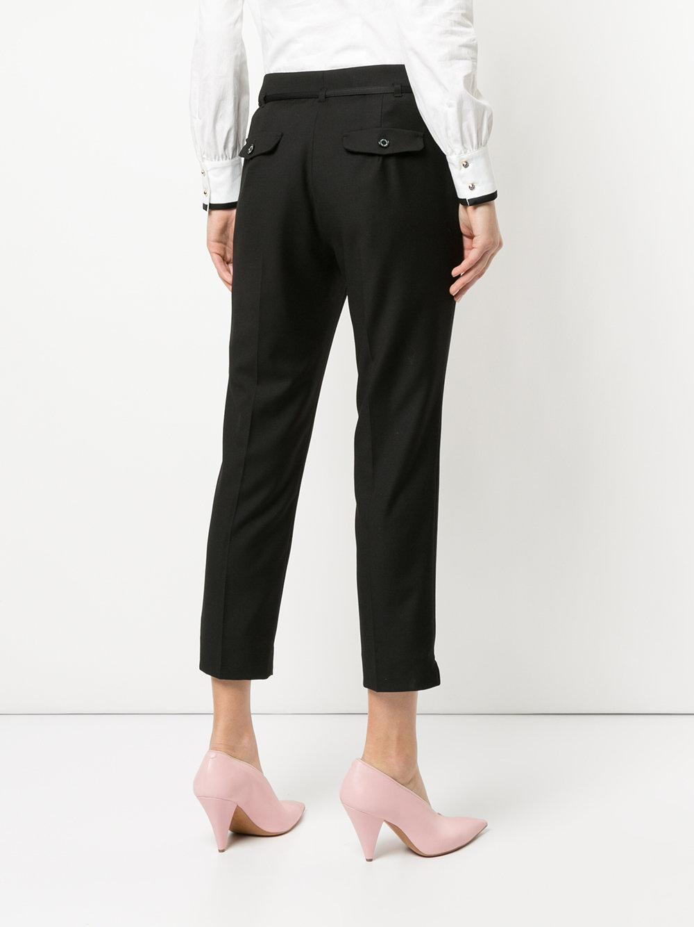 cropped tailored trousers - Black Guild Prime 4q6eDP