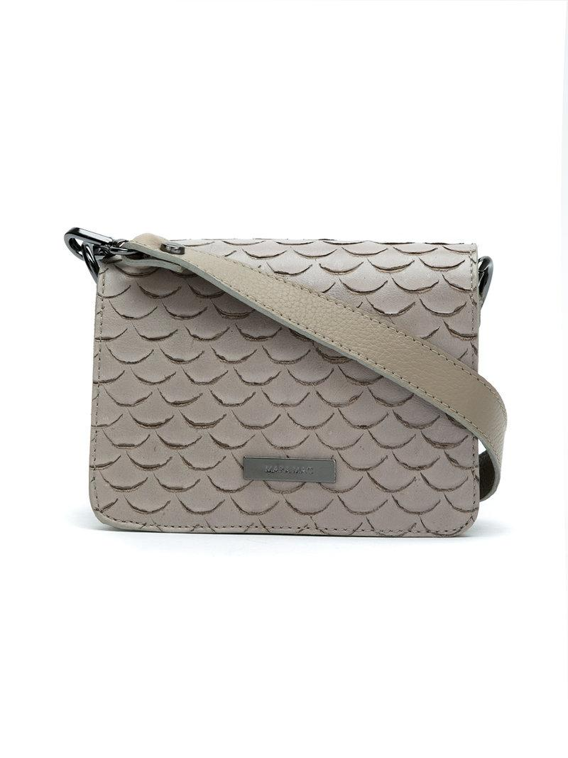 leather crossbody bag - Green Mara Mac Outlet Cheap Collections For Sale Clearance Best Seller Online D4Qid3r4N