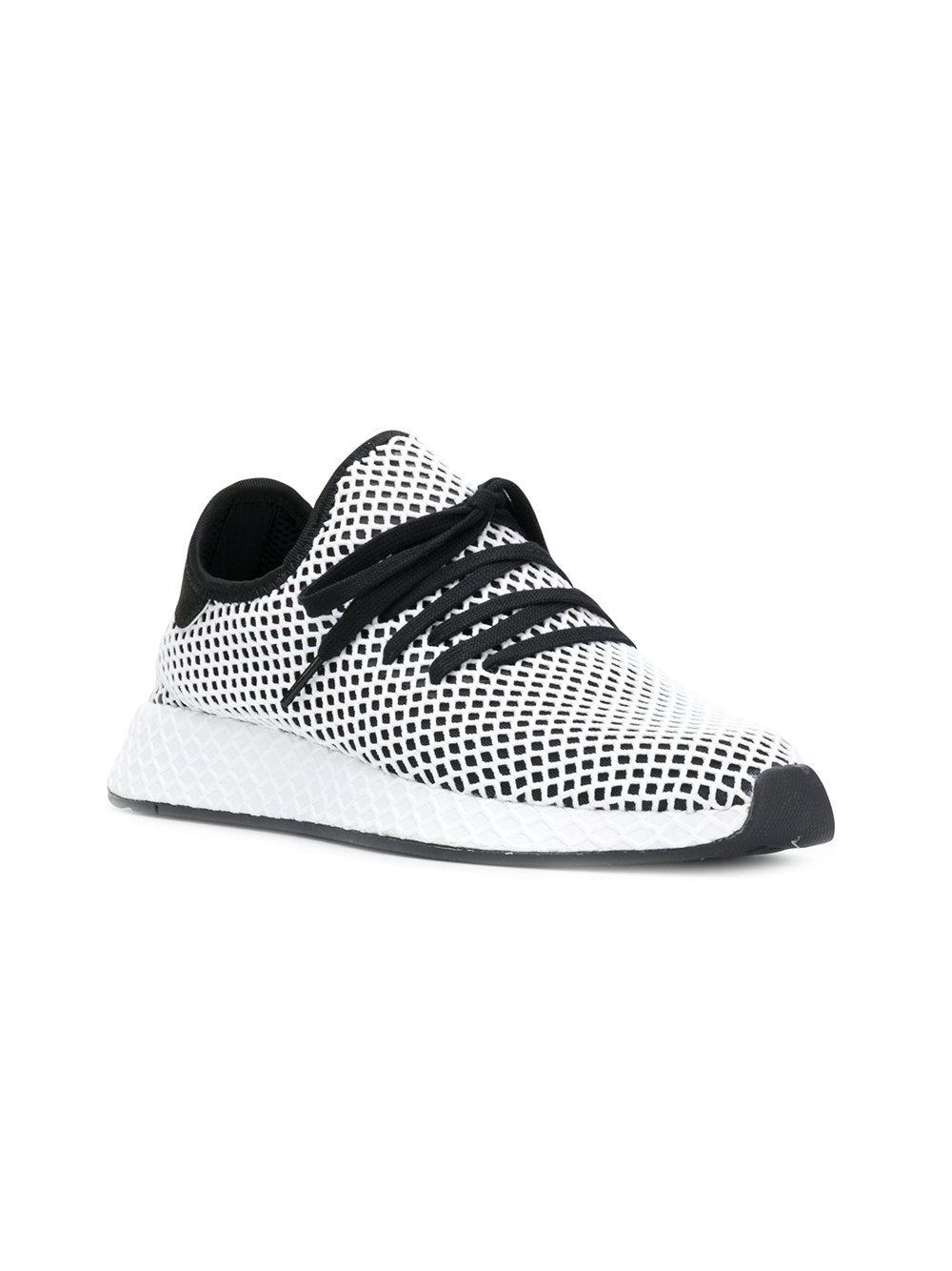 big sale 4907b 436df Adidas Originals Deerupt Runner Sneakers for Men - Lyst