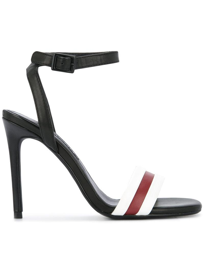 Senso Urielle sandals - Black farfetch bianco Comprar Barato Muy Barato GUyPB