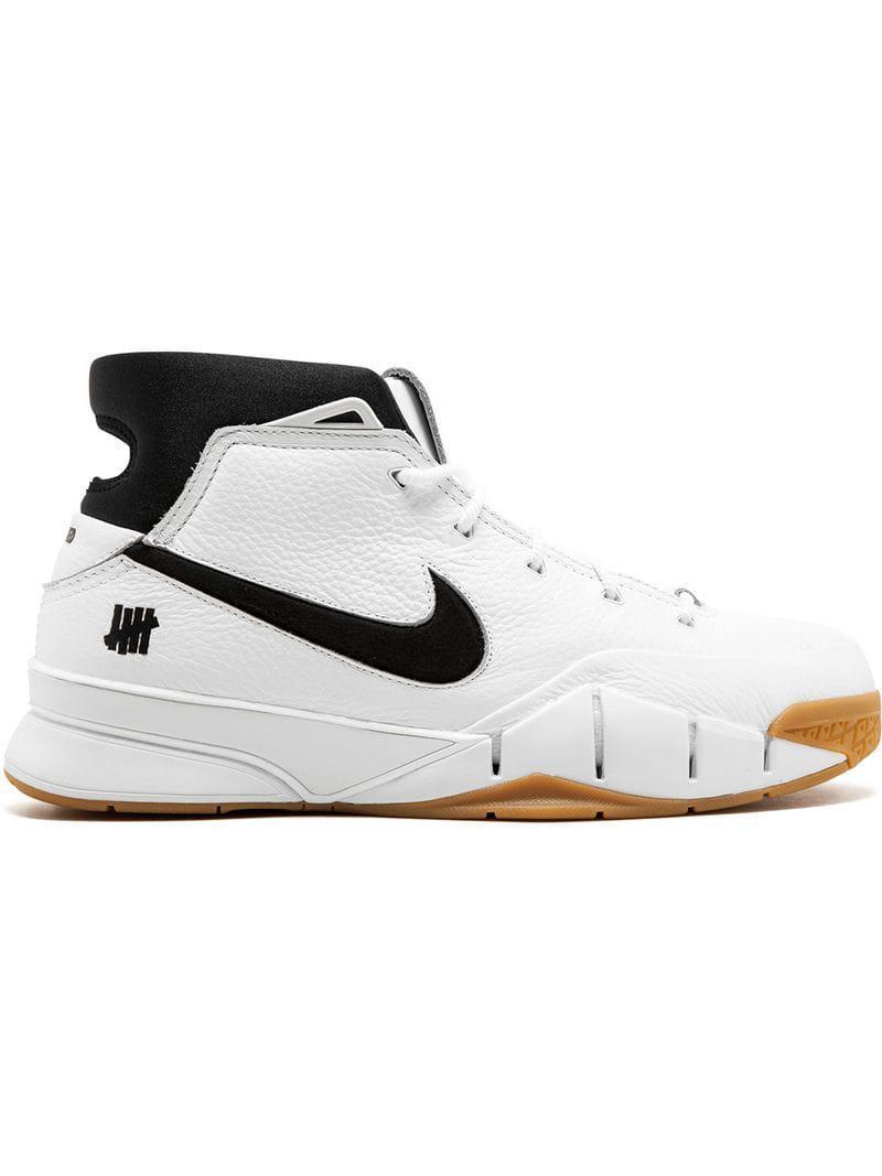 91cbf52ed3b7 Lyst - Nike Kobe 1 Protro Und Sneakers in Black for Men