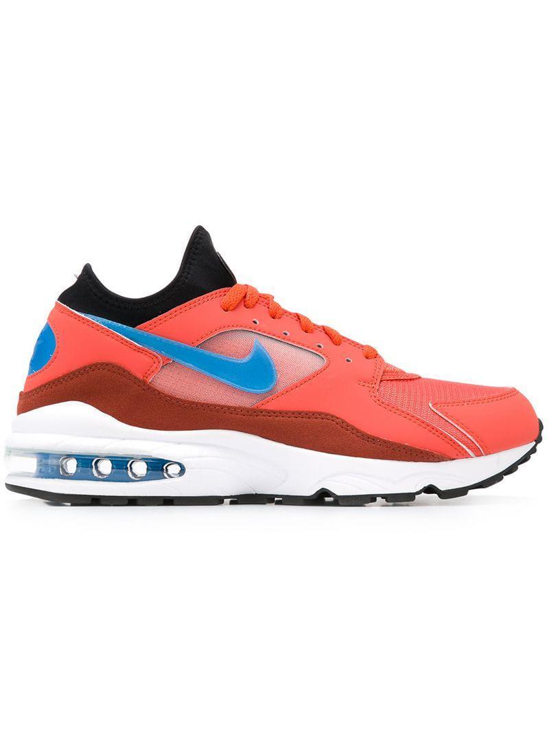 5045577e2c Lyst - Nike Air Max 3 Sneakers in Orange for Men