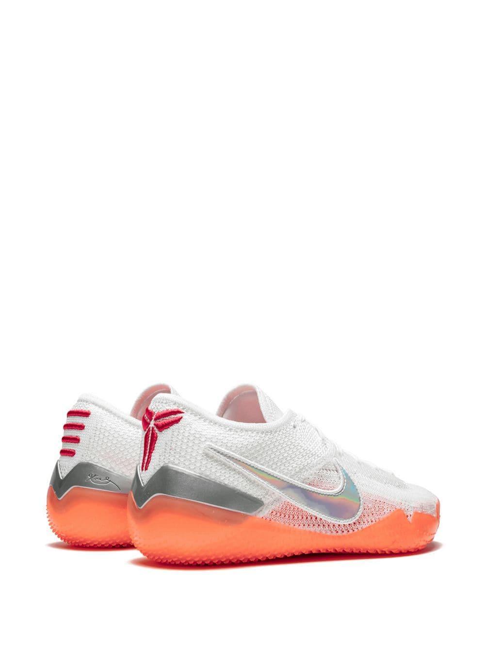 new arrival 563c9 bb687 Nike - White Kobe Ad Nxt 360 Sneakers for Men - Lyst. View fullscreen