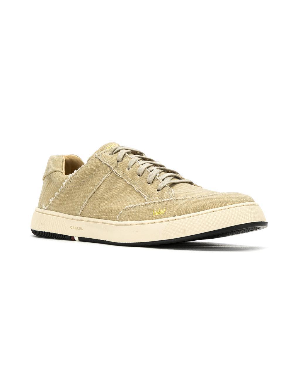 Chaussures De Sport Haut Bas - Nu Et Tons Neutres Osklen XaaMq51