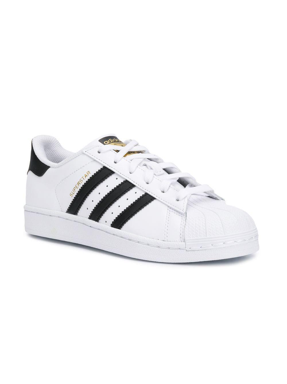 a7da3cacff8c Lyst - Adidas Superstar Sneakers in White